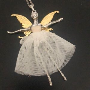 Ted Baker London Jewelry - Ted Baker London Fairy Ballerina Pendant